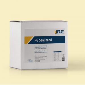 Sealing with PG Seal guarantees airtightness - Faay Vianen ...